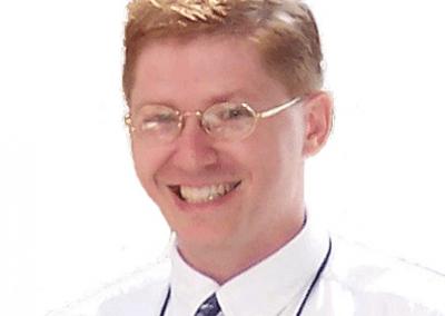 Jordon Brown – Past President