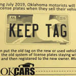 New laws for Oklahoma drivers start in July