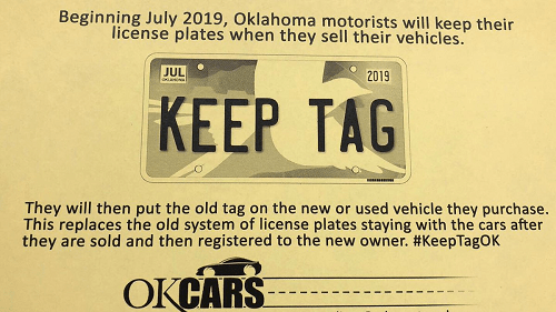 New laws forOklahomadrivers start in July