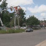 Central Arkansas power outages continue as summer heat rolls in