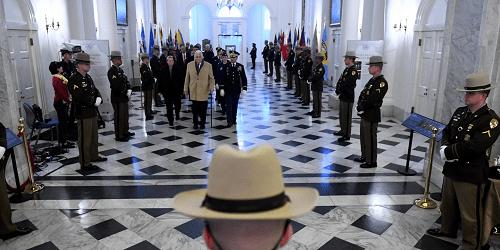 As Longest-Serving Senate President in U.S. History Steps …