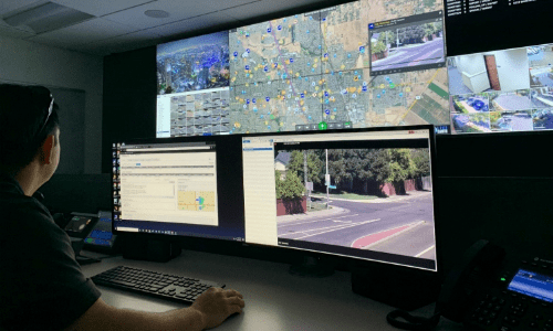 Elk Grove (Calif.) Police Leverage New Video Wall to Fight Crime