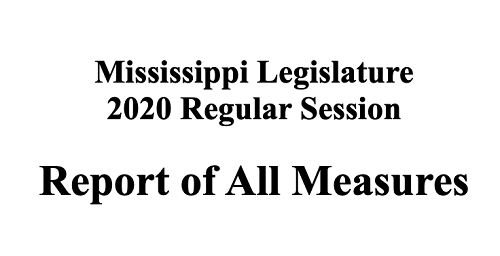 Bills to watch for the 2020 Legislative Session
