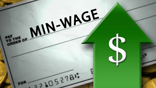 Maryland's Minimum Wage Rises To $11 An Hour
