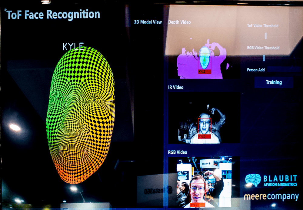 CES shows off security devices that intrigue