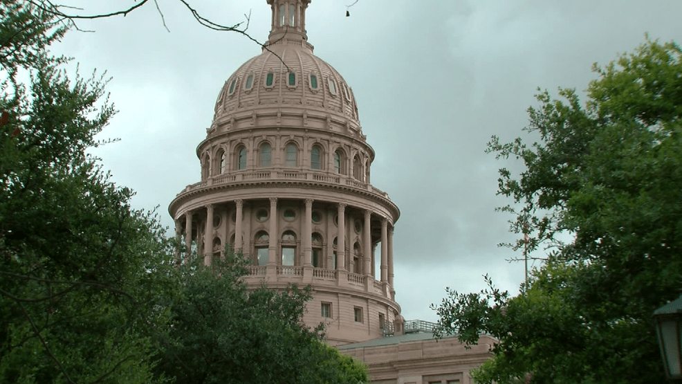 New Texas laws going into effect on Jan. 1