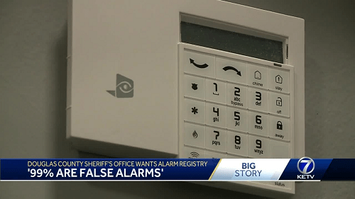 '99% are false alarms:' DCSO wants to adopt alarm registry …
