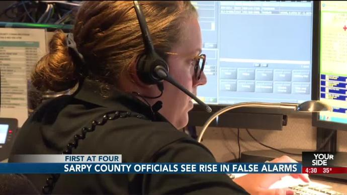 Sarpy County to fine homeowners after five false-alarm responses
