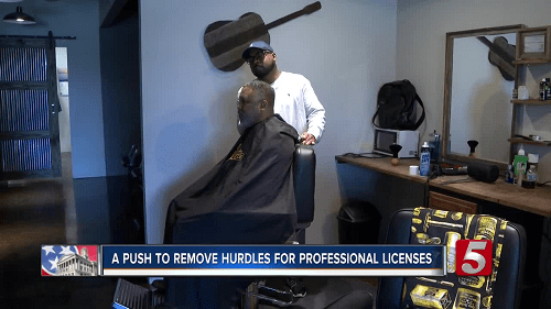 TN: Bill could nix some professional licenses