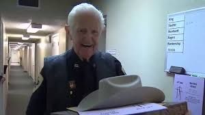 97-year-old Texas man honored as oldest law enforcement …