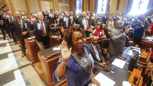 Louisiana's Three-Month Legislative Session Opening Monday