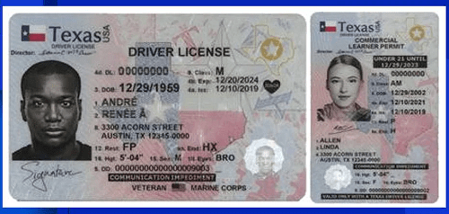 Texas rolls out new driver's license, ID card design