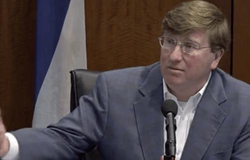 Mississippi governor extends Safer at Home order another week