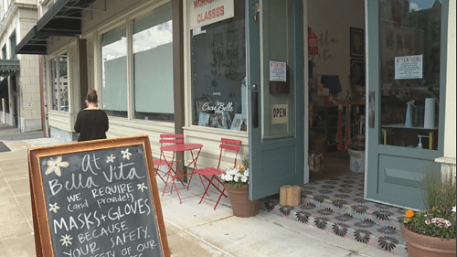 Small business owners in Arkansas navigate how to reopen amid pandemic