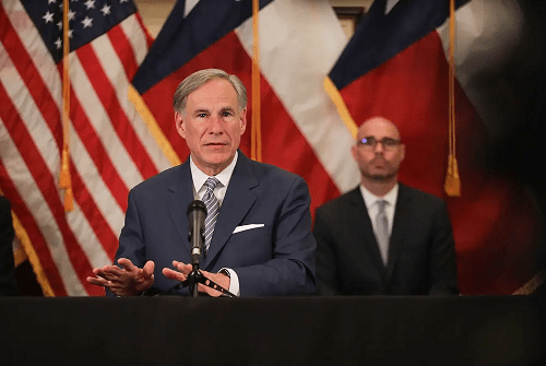 Almost all Texas businesses are allowed to open at 50% capacity, Gov. Greg Abbott says