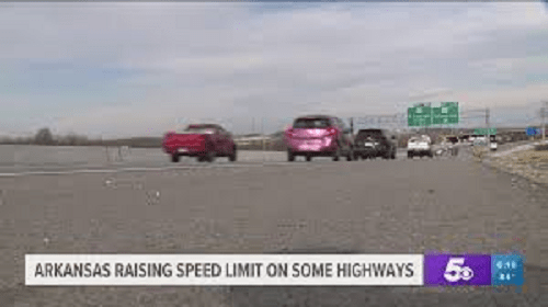 ArDOT raising the speed limit on Arkansas highways and interstates