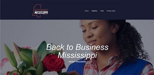 Governor Tate Reeves Announces Applications Live For Back To Business Mississippi Grant Program
