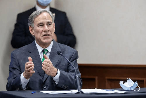 Texas Gov. Greg Abbott mandates face masks in most counties