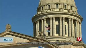 Oklahoma lawmakers get to work to back law enforcement across Oklahoma amid recent protests.