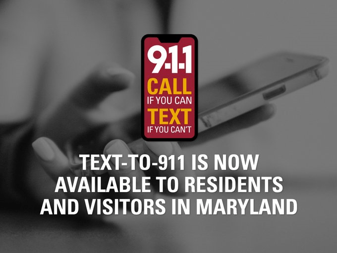 CAN'T TALK IN AN EMERGENCY? NOW YOU CAN TEXT 9-1-1