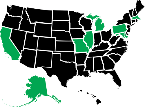 Cannabis Regulations by State