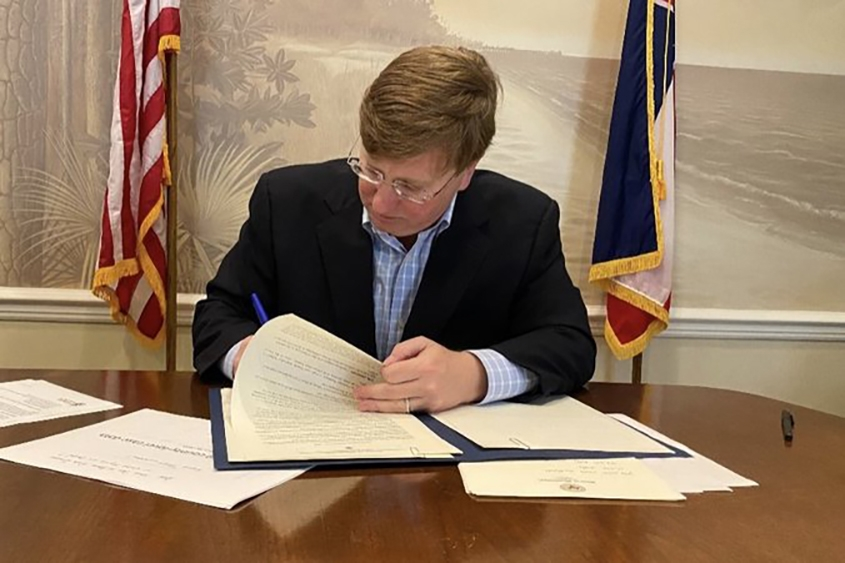 Seven additional Mississippi counties under COVID-19 restrictions; governor releases budget recommendation