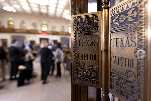 Key Texas House leader says Capitol occupancy may be limited in upcoming legislative session