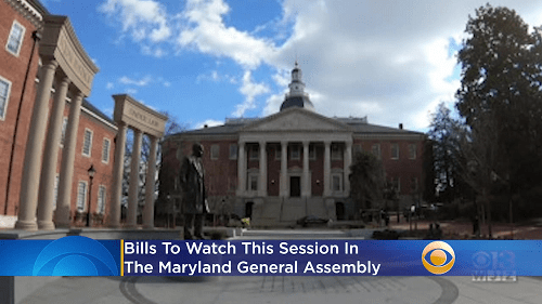 Bills To Watch This Session In The Maryland General Assembly
