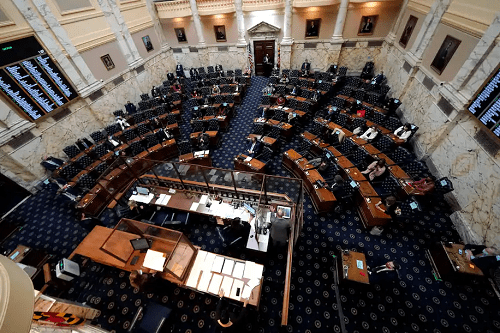 Maryland lawmakers return to Annapolis for start of unusual 90-day session
