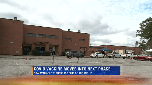 Mississippi Department of Health moves into next phase of COVID vaccinations
