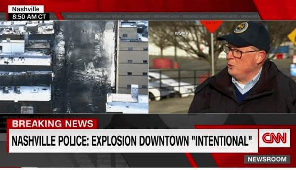 Nashville blast impacts Alabama 9-1-1, retailers, cell customers
