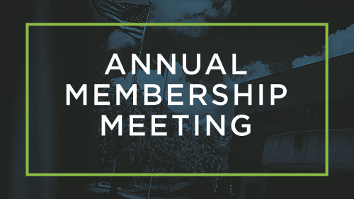 2021 Annual Membership Meeting