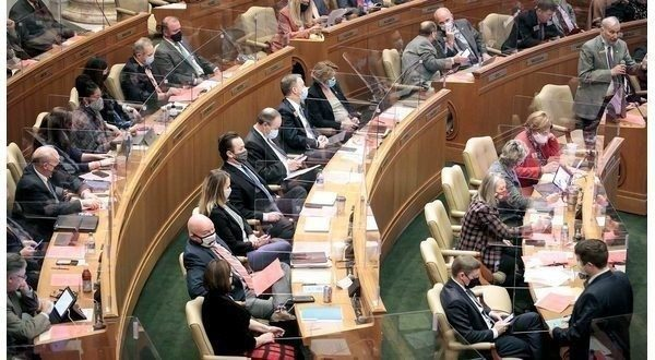 State Legislature Finishes 13th Week