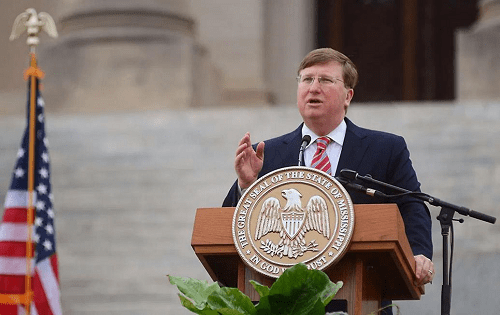 Here are the bills Gov. Tate Reeves has signed into law, and ones he might still veto
