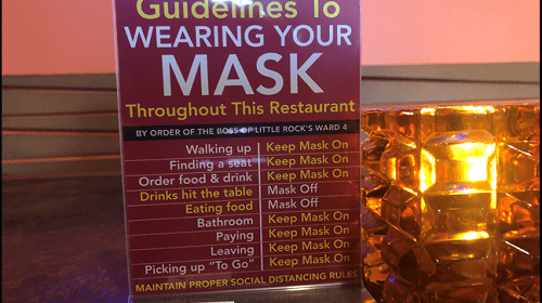 'No masks, no service:' Arkansas businesses decide own policy after statewide order lifted