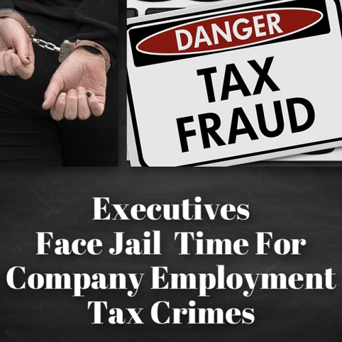 Plumbing exec Thomas O'Connell has pleaded guilty to employment tax fraud