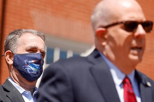 Virginia, Maryland lifting mask mandates Saturday