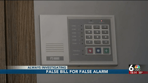 Omaha homeowner receives bill for false alarm