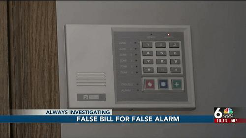 Omaha homeowner receives bill for false alarm