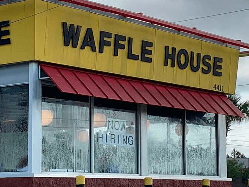 Help-wanted signs cover the Mississippi Coast. Why is there a shortage of workers?