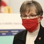 Kansas Gov. Laura Kelly vetoes GOP COVID-19 relief plan for businesses