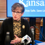 Lawmakers end COVID emergency in Kansas; Kelly wanted it extended through July