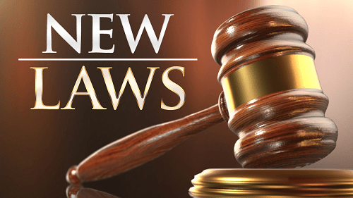 Highlights of the 79 new laws effective July 1 in Oklahoma