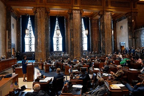 Louisiana Legislature ends session with no veto overrides