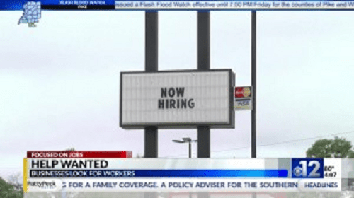 Mississippi businesses look for workers amid pandemic