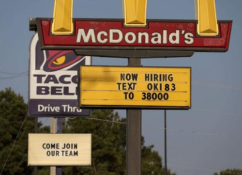 Oklahoma ranks 12th nationally in labor shortage