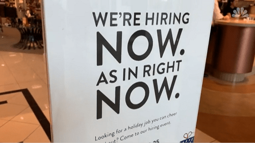 Local business owners struggle with staff shortages and finding new employees