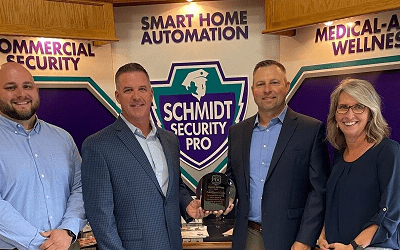 How Schmidt Security Won the 2021 Police Dispatch Quality Award